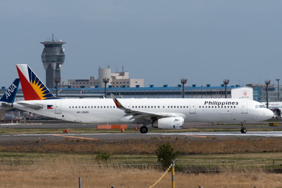 ぎんじろーさんのフィリピン航空 Airbus A321 (RP-C9905) 航空フォト