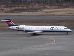 FT51ANさんが、新千歳空港で撮影したアイベックスエアラインズ CL-600-2C10 Regional Jet CRJ-702の航空フォト(飛行機 写真・画像)