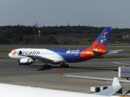 不揃いさんが、成田国際空港で撮影したエアカラン A330-202の航空フォト(飛行機 写真・画像)