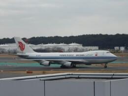 不揃いさんが、成田国際空港で撮影した中国国際貨運航空 747-4FTF/SCDの航空フォト(飛行機 写真・画像)