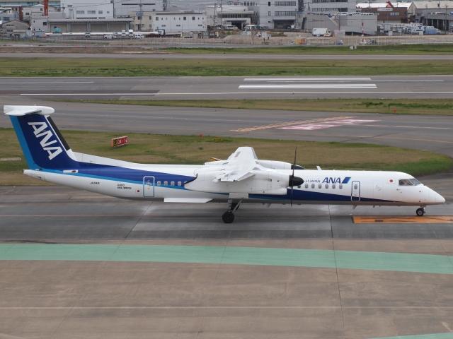 航空フォト:JA841A ANAウイングス