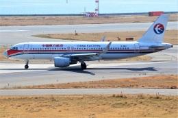 amagoさんが、関西国際空港で撮影した中国東方航空 A320-214の航空フォト(飛行機 写真・画像)