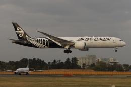 KOKI_ANA-Brussels767さんが、成田国際空港で撮影したニュージーランド航空 787-9の航空フォト(飛行機 写真・画像)