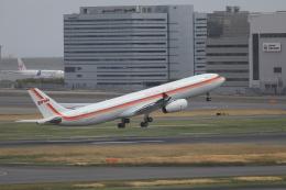 TAKA-Kさんが、羽田空港で撮影したガルーダ・インドネシア航空 A330-343Xの航空フォト(飛行機 写真・画像)