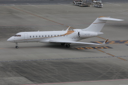 TAKA-Kさんが、羽田空港で撮影したTAG アヴィエーション BD-700-1A11 Global 5000の航空フォト(飛行機 写真・画像)