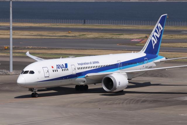 航空フォト:JA825A 全日空 787-8 Dreamliner