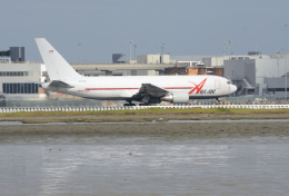 小弦さんが、サンフランシスコ国際空港で撮影したABXエア 767-232(BDSF)の航空フォト(飛行機 写真・画像)