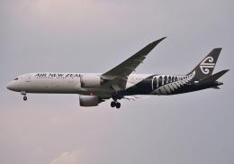 雲霧さんが、成田国際空港で撮影したニュージーランド航空 787-9の航空フォト(飛行機 写真・画像)