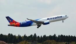 T.YUGAさんが、成田国際空港で撮影したエアカラン A330-941の航空フォト(飛行機 写真・画像)