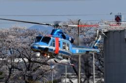 Mizuki24さんが、宇都宮飛行場で撮影した新潟県警察 412EPの航空フォト(飛行機 写真・画像)