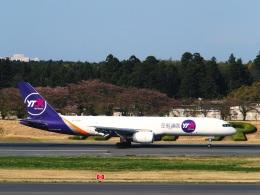 DVDさんが、成田国際空港で撮影したYTOカーゴ・エアラインズ 757-28S(PCF)の航空フォト(飛行機 写真・画像)