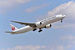 kotaちゃんさんが、成田国際空港で撮影した日本航空 777-346/ERの航空フォト(飛行機 写真・画像)