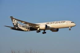 SKY☆101さんが、成田国際空港で撮影したニュージーランド航空 787-9の航空フォト(飛行機 写真・画像)