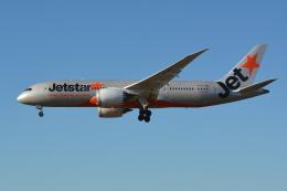 Deepさんが、成田国際空港で撮影したジェットスター 787-8 Dreamlinerの航空フォト(飛行機 写真・画像)