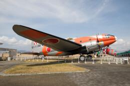 Koenig117さんが、浜松基地で撮影した航空自衛隊 C-46A-50-CUの航空フォト(飛行機 写真・画像)