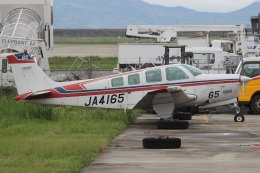 航空フォト:JA4165 エス・ジー・シー佐賀航空 36 Bonanza
