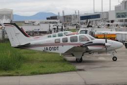 MOR1(新アカウント)さんが、佐賀空港で撮影した日本法人所有 G58 Baronの航空フォト(飛行機 写真・画像)