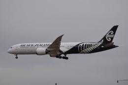 LEGACY-747さんが、成田国際空港で撮影したニュージーランド航空 787-9の航空フォト(飛行機 写真・画像)