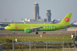 SKY☆101さんが、成田国際空港で撮影したS7航空 A320-214の航空フォト(飛行機 写真・画像)