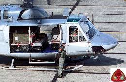 A-330さんが、入間飛行場で撮影したアメリカ空軍 UH-1Nの航空フォト(飛行機 写真・画像)