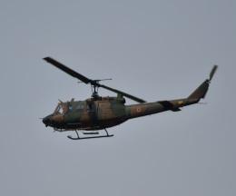こつぽんさんが、松島基地で撮影した陸上自衛隊 UH-1Jの航空フォト(飛行機 写真・画像)