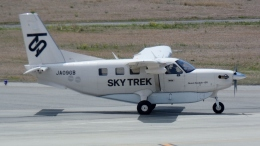 cathay451さんが、神戸空港で撮影したスカイトレック Kodiak 100の航空フォト(飛行機 写真・画像)