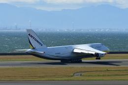 Dream2016さんが、中部国際空港で撮影したアントノフ・エアラインズ An-124 Ruslanの航空フォト(飛行機 写真・画像)