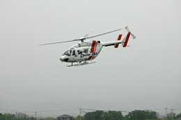 tsubameさんが、高知空港で撮影した四国航空 BK117C-1の航空フォト(飛行機 写真・画像)
