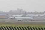 かんちゃんさんが、成田国際空港で撮影したクホズ・アヴィア CL-600-2B19 Challenger 850の航空フォト(写真)