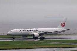 浜の人さんが、羽田空港で撮影した日本航空 777-289の航空フォト(飛行機 写真・画像)