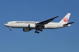 よんろくさんが、羽田空港で撮影した日本航空 777-289の航空フォト(飛行機 写真・画像)