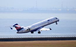 CL&CLさんが、中部国際空港で撮影したアイベックスエアラインズ CL-600-2C10 Regional Jet CRJ-702の航空フォト(飛行機 写真・画像)