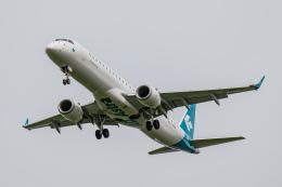 gomaさんが、ミュンヘン・フランツヨーゼフシュトラウス空港で撮影したエア・ドロミティ ERJ-190-200 LR (ERJ-195LR)の航空フォト(飛行機 写真・画像)
