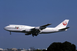 Gambardierさんが、伊丹空港で撮影した日本航空 747-446Dの航空フォト(飛行機 写真・画像)
