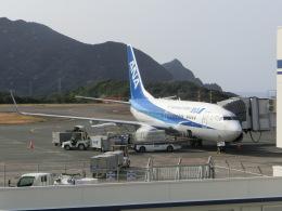 ヒロリンさんが、八丈島空港で撮影した全日空 737-781の航空フォト(飛行機 写真・画像)