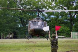 kanade/Ryo@S.O.R.A.さんが、大宮駐屯地で撮影した陸上自衛隊 UH-1Jの航空フォト(飛行機 写真・画像)