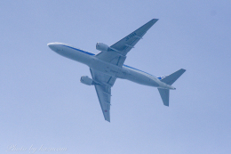 kazucamさんが、広島空港で撮影した全日空 777-281の航空フォト(飛行機 写真・画像)