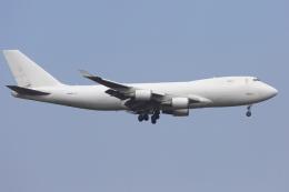 mameshibaさんが、成田国際空港で撮影したアトラス航空 747-4KZF/SCDの航空フォト(飛行機 写真・画像)