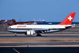パール大山さんが、羽田空港で撮影したエアバス A310-221の航空フォト(飛行機 写真・画像)