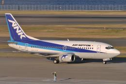 senyoさんが、羽田空港で撮影したエアーニッポン 737-54Kの航空フォト(飛行機 写真・画像)