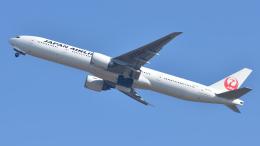 航空フォト:JA731J 日本航空 777-300