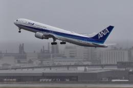 HNANA787さんが、羽田空港で撮影した全日空 767-381/ERの航空フォト(飛行機 写真・画像)