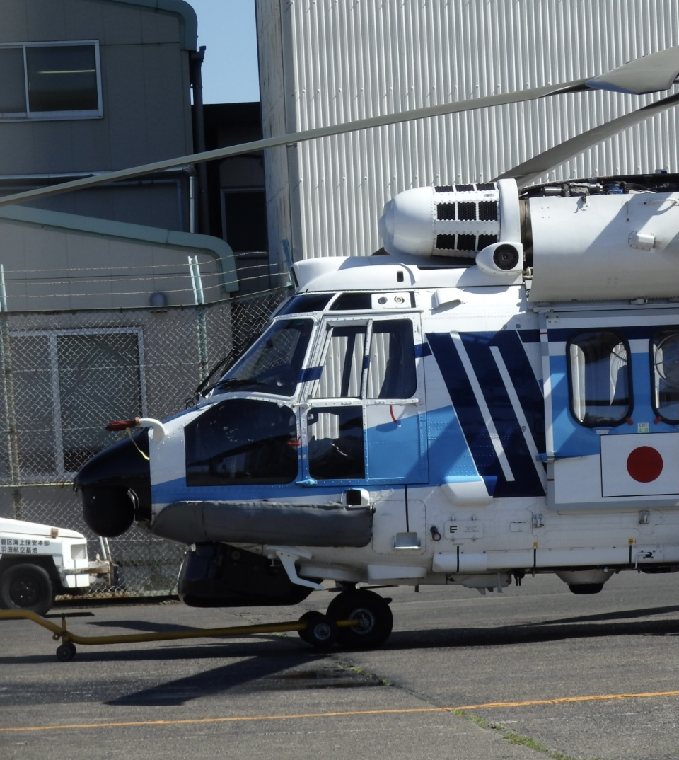 taiki_jcg__jediさんの海上保安庁 Airbus Helicopters H225 (JA690A) 航空フォト