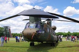 kanade/Ryo@S.O.R.A.さんが、大宮駐屯地で撮影した陸上自衛隊 CH-47Jの航空フォト(飛行機 写真・画像)
