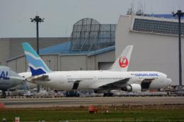 banshee02さんが、成田国際空港で撮影したユーロアトランティック・エアウェイズ 767-34P/ERの航空フォト(飛行機 写真・画像)