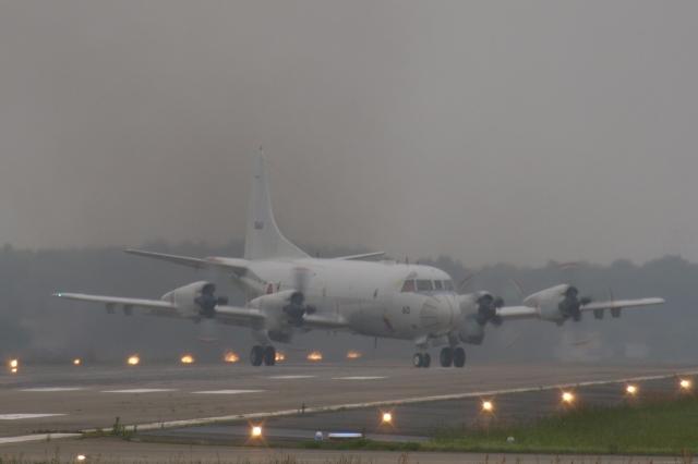 木人さんが、下総航空基地で撮影した海上自衛隊 P-3Cの航空フォト(飛行機 写真・画像)