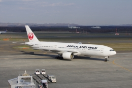 あさかぜみずほさんが、新千歳空港で撮影した日本航空 777-289の航空フォト(飛行機 写真・画像)