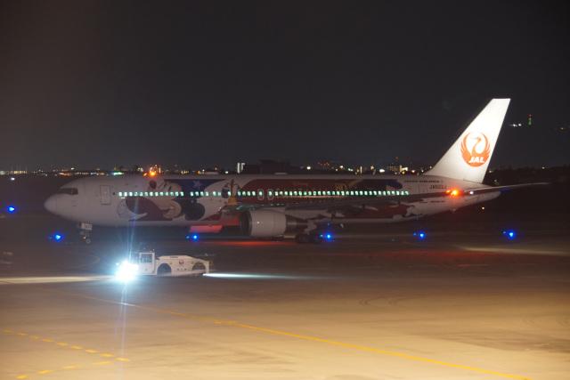 徳島空港 - Tokushima Airport [TKS/RJOS]で撮影された徳島空港 - Tokushima Airport [TKS/RJOS]の航空機写真(フォト・画像)
