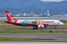 Deepさんが、関西国際空港で撮影したフィリピン・エアアジア A320-216の航空フォト(飛行機 写真・画像)