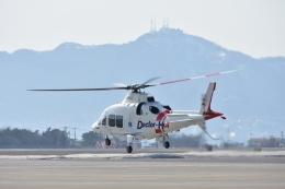 E-75さんが、函館空港で撮影した日本法人所有 AW109SP GrandNewの航空フォト(飛行機 写真・画像)